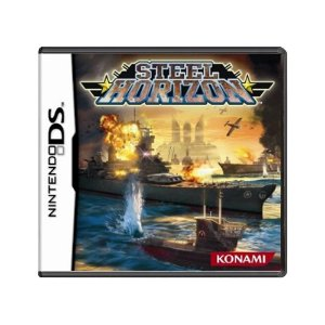Jogo Steel Horizon - DS