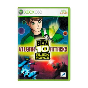 Jogo Ben 10: Alien Force Vilgax Attacks - Xbox 360