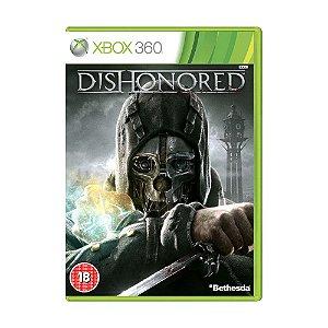 Jogo Dishonored - Xbox 360 (Europeu)
