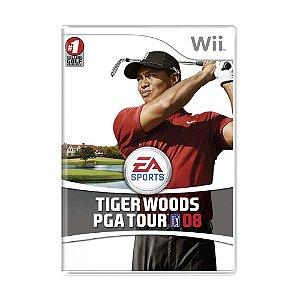 Jogo  Tiger Woods PGA Tour 08 - Wii