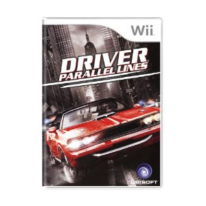Jogo Driver: Parallel Lines - Wii