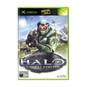 Jogo Halo: Combat Evolved - Xbox (Europeu)