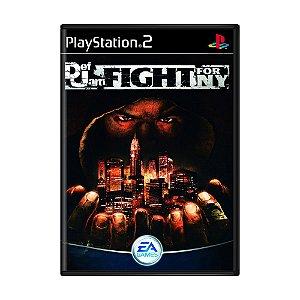 Jogo Def Jam: Fight for NY - PS2
