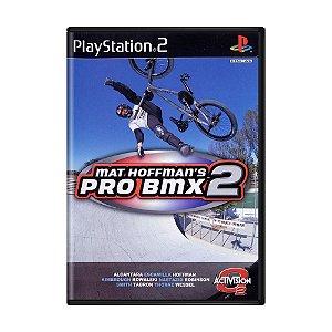 Jogo Mat Hoffman's Pro BMX 2 - PS2