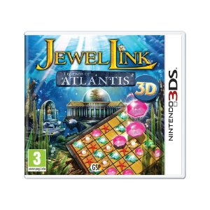 Jogo Jewel Link: Legends Of Atlantis 3D - 3DS (Europeu)