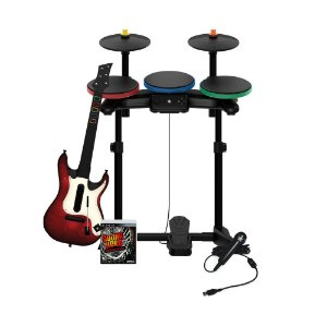 Jogo Guitar Hero: Warriors of Rock (Complete Bundle) - PS3