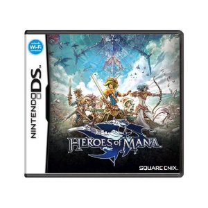 Jogo Heroes of Mana - DS
