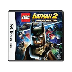 Jogo LEGO Batman 2: DC Super Heroes - DS