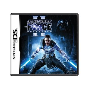 Jogo Star Wars: The Force Unleashed II - DS