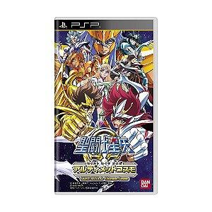 Jogo Saint Seiya Omega: Ultimate Cosmo - PSP