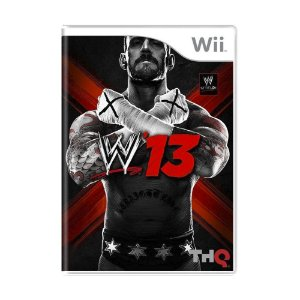 Jogo WWE '13 - Wii