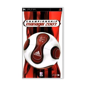 Jogo Championship Manager 2007 - PSP