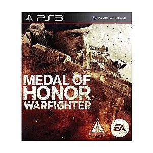 Jogo Medal of Honor: Warfighter - PS3 (Capa Dura)
