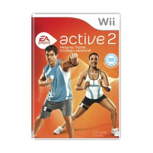 Jogo EA Sports Active 2: Personal Trainer - Wii