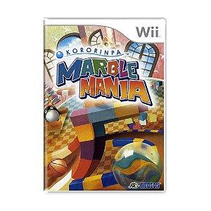 Jogo Kororinpa: Marble Mania - Wii