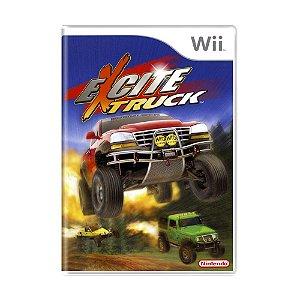 Jogo Excite Truck - Wii