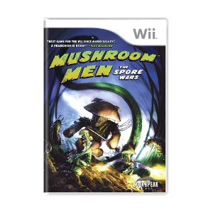 Jogo Mushroom Men: The Spore Wars - Wii