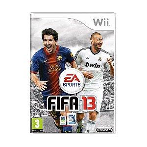 Jogo FIFA 13 - Wii (Europeu)