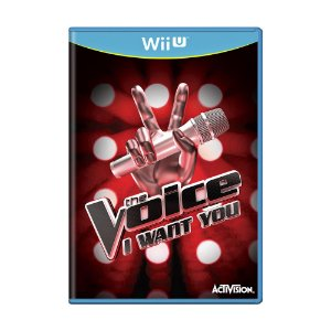 Jogo The Voice: I Want You - Wii U