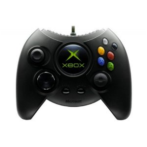 Controle Xbox Classic Duke - Microsoft