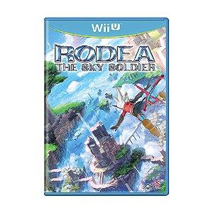 Jogo Rodea: The Sky Soldier - Wii U