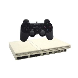 Console Playstation 2 Branco - Sony