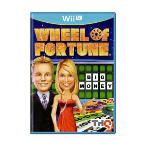 Jogo Wheel of Fortune - Wii U