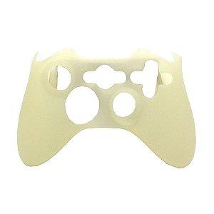 Capa de Silicone branca para Controle Microsoft - Xbox 360