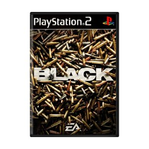 Jogo Black - PS2