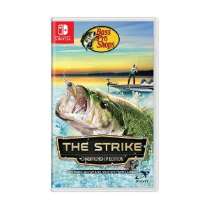 Jogo Bass Pro Shops: The Strike - Championship Edition - Switch