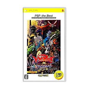 Jogo Vampire Chronicle: The Chaos Tower - PSP