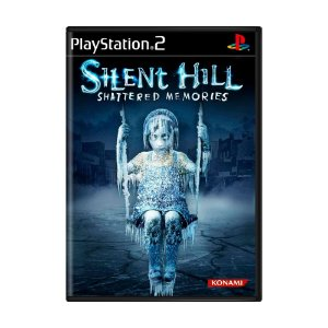 Jogo Silent Hill: Shattered Memories - PS2
