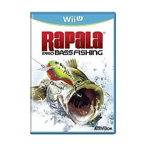 Jogo Rapala Pro Bass Fishing - Wii U