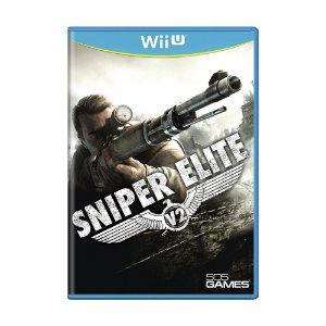 Jogo Sniper Elite V2 - Wii U