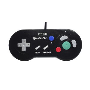 Digital Controller Preto Hori - GameCube