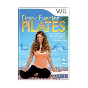 Jogo Daisy Fuentes Pilates - Wii