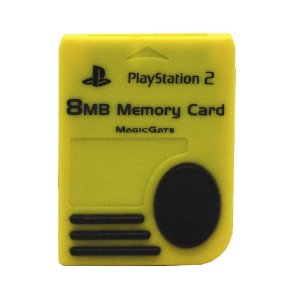 Memory Card 8MB Paralelo - PS2