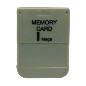 Memory Card 1MB Paralelo - PS1