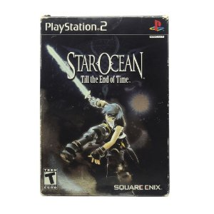 Jogo Star Ocean: Till the End of Time - PS2