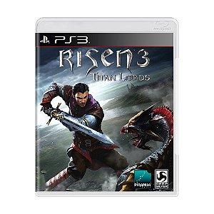 Jogo Risen 3: Titan Lords - PS3