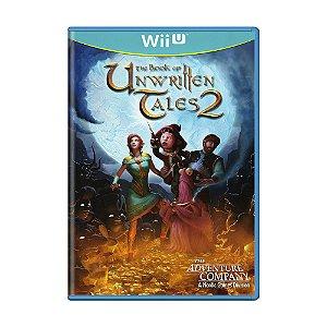 Jogo The Book of Unwritten Tales 2 - Wii U