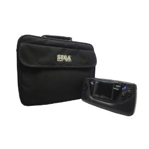 Console Game Gear + Maleta Exclusiva - Sega