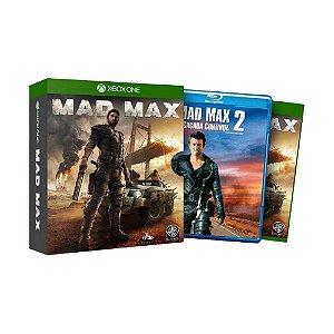 Jogo Mad Max + Filme - Xbox One