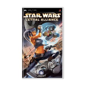 Jogo Star Wars: Lethal Alliance - PSP