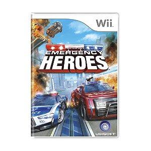 Jogo Emergency Heroes - Wii