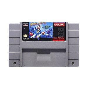 Jogo Mega Man X - SNES