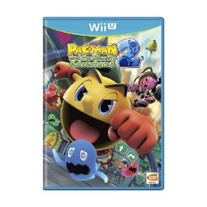 Jogo Pac-Man and the Ghostly Adventures 2 - Wii U