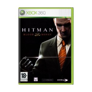 Jogo Hitman Blood Money - Xbox 360 (Europeu)