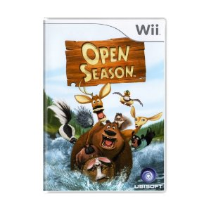 Jogo Open Season - Wii