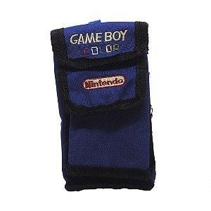 Capa Protetora Azul - Game Boy Color